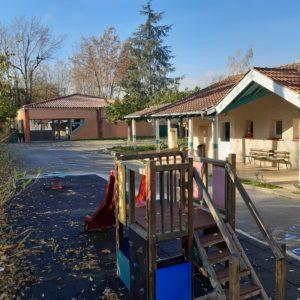Construction d'une nouvelle école maternelle